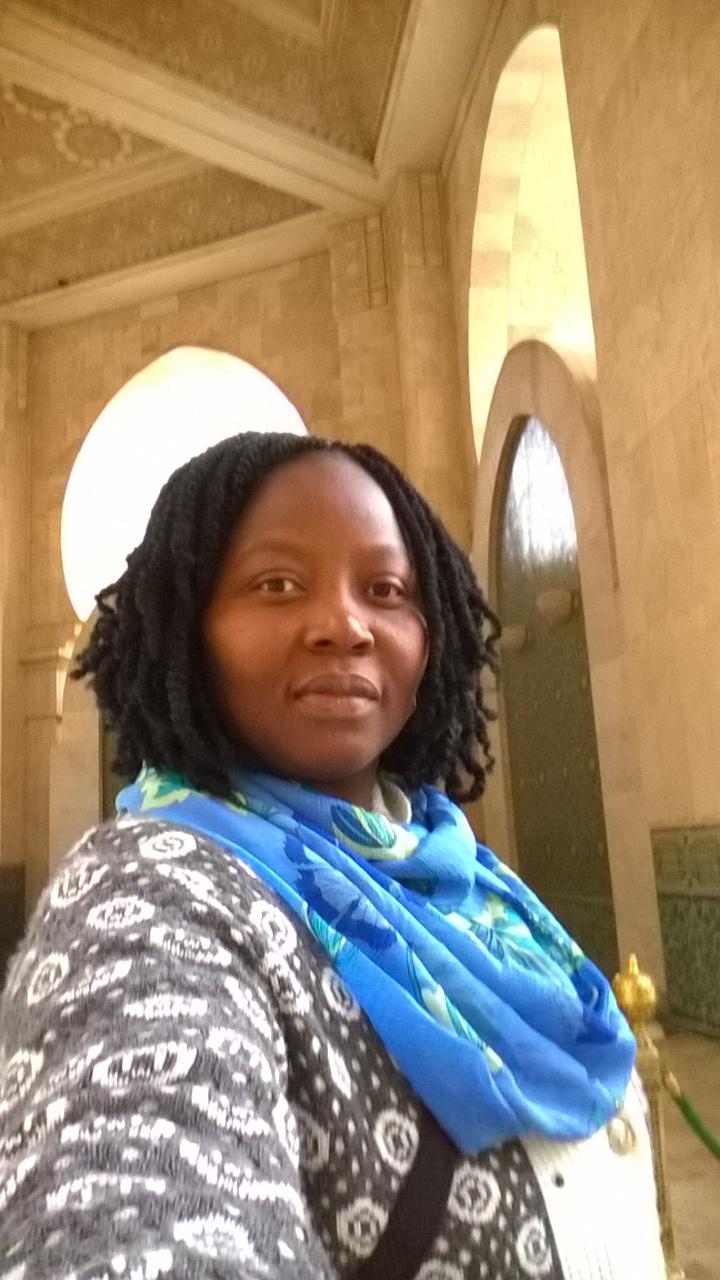 Coordonnatrice de Pamoja Afrique de l'Ouest